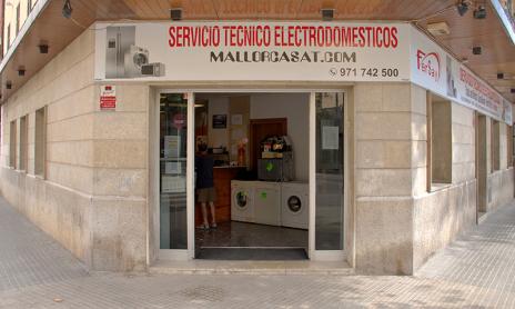 Hornos Indesit Mallorca Service