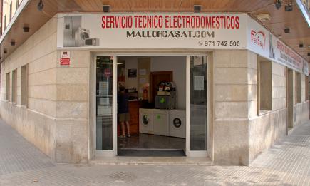 No somos Servicio Técnico Oficial Indesit en Mallorca